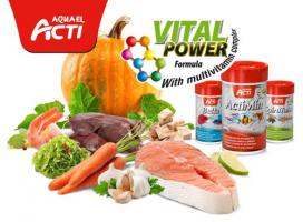 ACTI food for fish